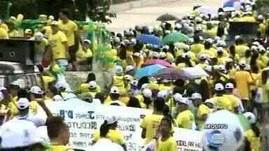 20ª Caminhada da Fraternidade espera milhares de pessoas em prol da solidariedade - 20ª Caminhada da Fraternidade espera milhares de pessoas em prol da solidariedade