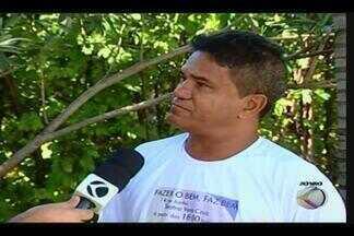 Voluntários arrecadam alimentos para hospital do câncer em Uberaba - Evento da 'Vencer' com artistas e sorteios ocorre no domingo (14). Arrecadações visam suprir demanda do Hospital Doutor Hélio Angotti.