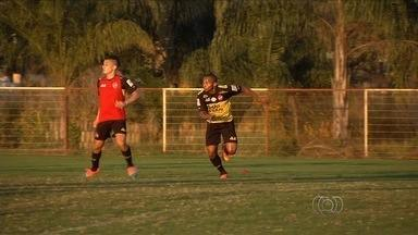 Vila Nova volta aos treinos com novidades no elenco - Tigre segue se reforçando para sequência da Série C