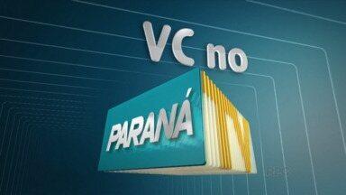 Você no Paraná TV - Moradores reclamam de terrenos baldios e muito lixo.