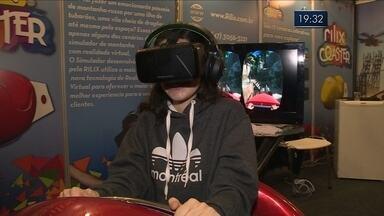 Evento de games traz produtoras internacionais a Florianópolis - Evento de games traz produtoras internacionais a Florianópolis