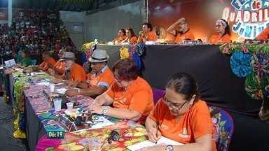 Festival de Quadrilhas da Globo tem última eliminatória - Apresentações aconteceram no sábado e no domingo.
