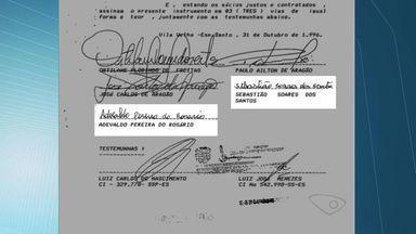 Polícia investiga fraude em abertura de 'empresa fantasma' no ES - Aposentado descobriu ser sócio de empresa que não existia.Homem que tornou Sebastião sócio vai ser investigado pela polícia.
