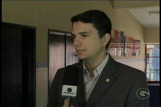 Secretário Executivo de Defesa de PE participa de encontro em Petrolina - Os jornalistas não puderam participar desse encontro, que contou com a participação da PM, Polícia Civil e Bombeiros.
