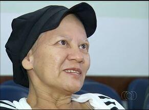 Após espera, pacientes com câncer retomam tratamento em Araguaína - Após espera, pacientes com câncer retomam tratamento em Araguaína