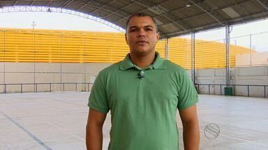 Fabinho fala da sua trajetória na Copa TV Sergipe de Futsal - Fabinho fala da sua trajetória na Copa TV Sergipe de Futsal