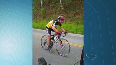 Médico que caiu de bicicleta em desafio no ES tem morte cerebral - Hospital informou a família nesta segunda-feira (15); órgãos serão doados. Vítima sofreu acidente quando participava de desafio de ciclismo.