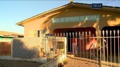 Vigilância Sanitária interdita casa de repouso de idosos de Criciúma - Vigilância Sanitária interdita casa de repouso de idosos de Criciúma