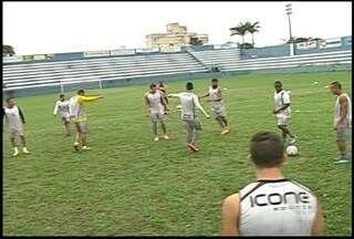 Americano treina para enfrentar Duque de Caxias na quinta - Americano treina para enfrentar Duque de Caxias na quinta.