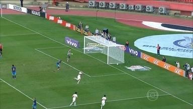 Confira os gols dos jogos de domingo da oitava rodada do Brasileirão - São Paulo e Avaí empatam em 1 a 1, Atlético-PR e Coritiba também empatam em 2 a 2 e Joinville vence o Goiás por 2 a 1.