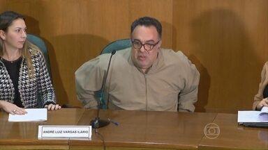 Youssef vai prestar novo depoimento na Justiça Federal em Curitiba (PR) - Doleiro é testemunha de acusação no processo que tem como réus: o publicitário Ricardo Hoffmann, o ex-deputado André Vargas, e os irmãos dele, Leon e Milton Vargas.