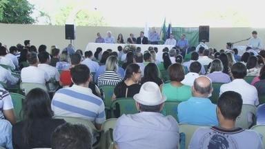 Em Ji-Paraná, moradores participam de audiência que discutiu propostas de melhorias - Autoridades de outros quatro municípios participaram.