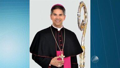 Papa Francisco nomeia o novo bispo de Bom Jesus da Lapa, no oeste da Bahia - Bispo João Santos Cardoso vai ser transferido do Piauí para a Bahia.