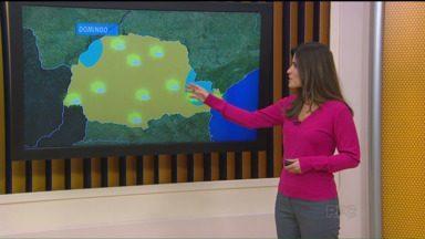Confira a previsão do tempo para o fim de semana - Sol aparece entre nuvens no sábado e domingo