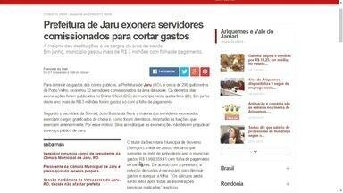 Veja os destaques do G1 de Rondônia desta sexta-feira (26) - Veja as principais notícias desta manhã, com Ana Fabre.