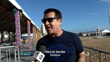 São João de Fortaleza começa nesta sexta-feira (26), no Aterro da Praia de Iracema - Mais de 20 atrações devem agitar evento.