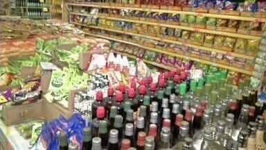 Produtos típicos de Festa Junina estão mais caros no Sul do Rio - Aumento do valor das mercadorias foi em média 9,95%.
