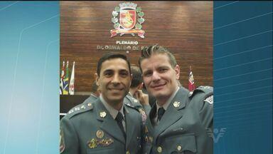 6° Grupamento dos Bombeiros realiza entrega de medalhas pelo Centenário da corporação - Entre os 42 homenageados estão os bombeiros que trabalharam no combate ao incêndio nos tanques da Ultracargo.
