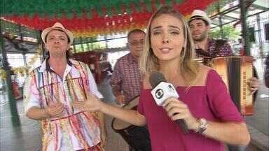 São João de Fortaleza terá 20 shows gratuitos ao longo de duas semanas de festival - Shows ocorrem em palco na Praia de Iracema.
