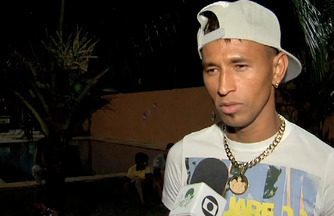Atacante Ciel aproveita as férias em Fortaleza - Confira a reportagem com o conhecido da torcida cearense