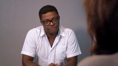 Sonho meu: Wilson Caetano Jr - O funcionário público Wilson Caetano Jr sonha em trabalhar com a voz. E agora será que Wilson vai realizar seu sonho?