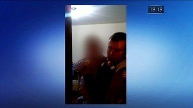 Polícia prende em flagrante mãe que abandonou criança 3 anos em casa - Polícia prende em flagrante mãe que abandonou criança 3 anos em casa