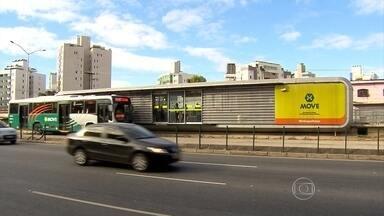 Terminais do Move Metropolitano estão sem vigilância em BH - Secretaria diz que prepara licitação