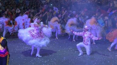 Quadrilha Moleka 100 Vergonha é a campeã do Festival Paraíba Junino - Veja como foram as apresentações.