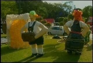 Bauernfest começa nesta sexta em Petrópolis, RJ, celebrando o colono alemão - Festa do Colono Alemão será realizada até 5 de julho.