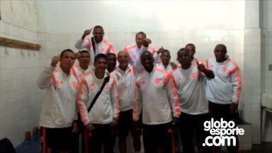 Jogadores do Flamengo Master confirmam amistoso com Parnahyba dia 14 de agosto - Jogadores do Flamengo Master confirmam amistoso com Parnahyba dia 14 de agosto