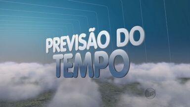 Confira a previsão do tempo para esta segunda-feira (29) no Sul de Minas - Confira a previsão do tempo para esta segunda-feira (29) no Sul de Minas