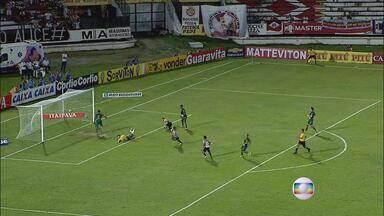 No retorno de Marcelo Martelotte ao Arruda, Santa Cruz vence Sampaio por 1 a 0 - Foi o reencontro do treinador com a torcida e também do Tricolor com a vitória na Série B