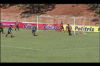 Com gols no segundo tempo, Guará vence Flamengo pelo Amador - Na terceira rodada foram nove jogos, 16 gols e dois empates
