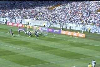 Em casa cheia, Atlético-MG vence o Joinville no Brasileirão - Galo ocupa a segunda colocação com 17 pontos. O Cruzeiro perdeu para o Coritiba.
