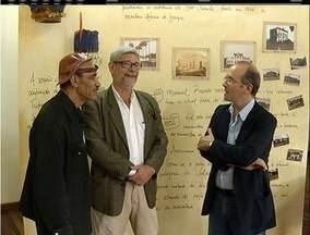Academia de Letras é inaugurada em Araruama, RJ, abrindo espaço para artistas locais - Poeta, historiador e escritor de cordel falam da importância do local.