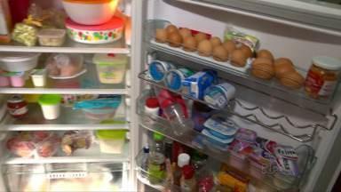 Vem Verão: Saiba como organizar a sua geladeira - A nutricionista Eletícia Alves é quem passa as dicas.