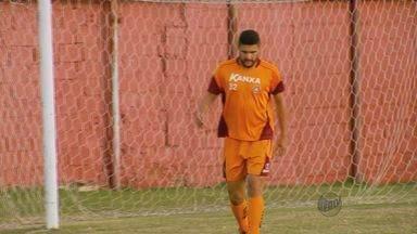 Atacante João Paulo desencanta e marca o primeiro gol pelo Boa Esporte na Série B - Atacante João Paulo desencanta e marca o primeiro gol pelo Boa Esporte na Série B