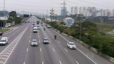 CET irá reduzir limite de velocidade nas marginais Tietê e Pinheiros - A velocidade irá passar de 90 para 70 quilômetros na pista expressa e de 70 para 60 quilômetros na pista local. A redução começará a valer no dia 20 de julho.