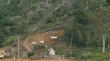 Construção de túnel em Niterói deve melhorar mobilidade urbana na região - A perfuração do túnel Charitas - Cafubá começa nesta terça-feira (7). A construção, que vai ligar a Região Oceânica e a Zona Sul da cidade, vai ter 1,3 km de extensão e faz parte da Transoceânica.