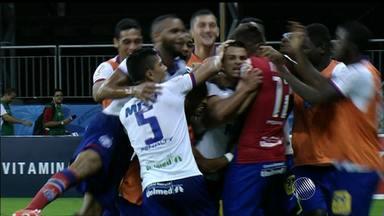 Bahia vence o Paysandu e retorna ao G4 do Brasileirão - Confira as notícias do tricolor baiano.