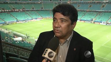 Copa: Presidente da Federação diz que Salvador pode ser uma das sedes das eliminatórias - Confira os detalhes.