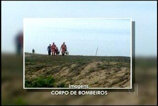 Buscas por comerciante de São João da Barra, RJ, recomeçaram nesta terca-feira - Nenhma pista relevante foi encontrada.