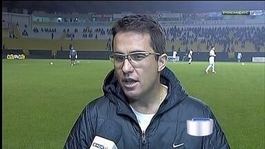 Osmar Loss não é mais treinador do Bragantino - Osmar entregou o cargo depois de sofrer a terceira derrota seguida na Série B