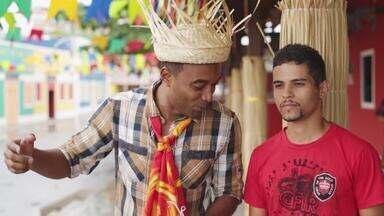 Hoje é dia de...Festa Julina - Tradição - Alexandre Henderson mostra a origem da celebração e os personagens que fazem de Caruaru um dos principais destinos turísticos nas festas de junho.