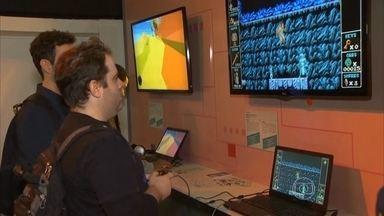 Brasil está crescendo no lucrativo mercado dos jogos eletrônicos - Um setor que tem se tornado um dos mais lucrativos do mundo é o de jogos eletrônicos e o Brasil está conseguindo aumentar seu pequeno pedaço nessa fortuna.