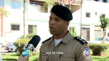 Polícia Militar de Juiz de Fora fala sobre fiscalização da linha chilena - Linha é usada para soltar pipas e pode causar acidentes.