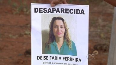 Bombeiros buscam mulher que desapareceu após reunião religiosa em Goiânia - Corporação encontrou algumas roupas que podem ser da mulher. Família só ficou sabendo do desaparecimento 24h depois.