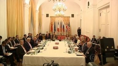 Acaba o prazo para acordo nuclear entre EUA e Irã - Documento das negociações já teriam mais de 80 páginas, mas ninguém quer garantir que será mesmo assinado.