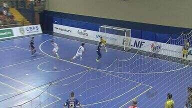 Orlândia estreia na segunda fase da Liga Nacional de Futsal com vitória - Gadeia brilhou na vitória do time sobre o São José na abertura da nova fase da competição.