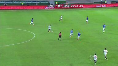 Confiante, ASA embarca para enfrentar o Palmeiras - Jogo será nesta quarta-feira, em Londrina